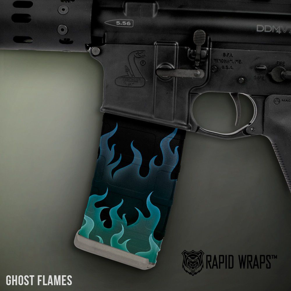 Ghost Flames