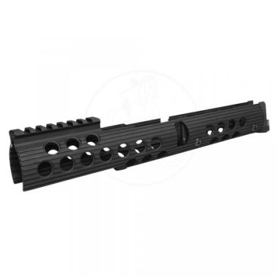 TROY AK47 Rail Long Bottom Black