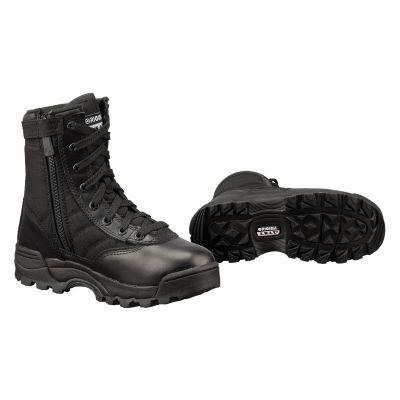 """Classic 9"""" Side-Zip Women's Uniform Boot"""