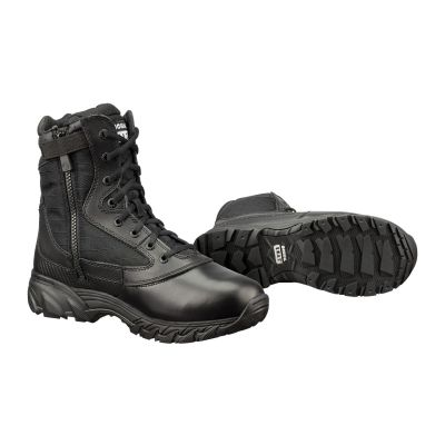 """Chase 9"""" Side Zip Uniform Boot"""