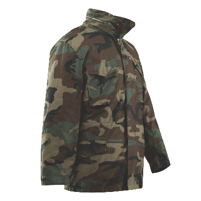 M-65 FIELD COAT WITH LINER