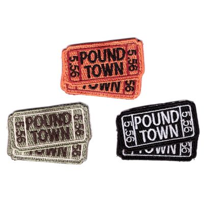 TWO TICKETS TO POUND TOWN 5.56