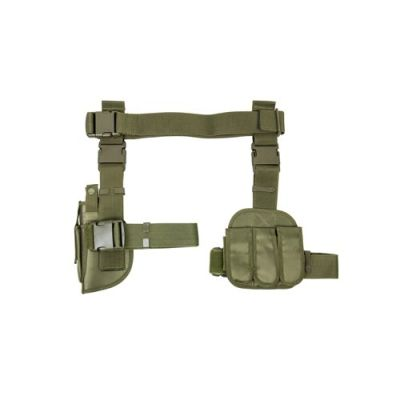 Drop Leg Tactical Holster/ Tan