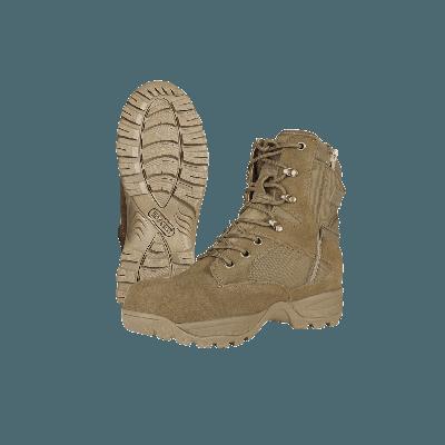 """Tactical Assault 9"""" Side-Zip Boot by TRU-Spec"""