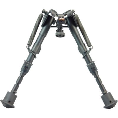 "HARRIS BIPOD 6-9"" (LEG NOTCH) FIXED"
