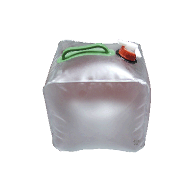 COLLAPSIBLE WATER BAG 5 GALLON