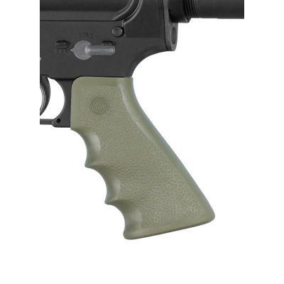 Hogue AR 15 Grip - OD Green