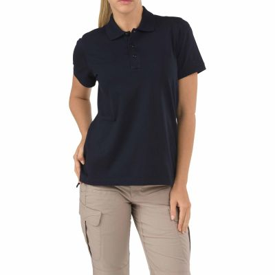 5.11 Women's Tactical Jersey Short Sleeve Polo