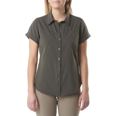 5.11 Women's Freedom Flex Woven Short Sleeve Shirt