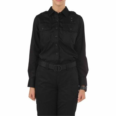 5.11 Women's Twill PDU® Class-A Long Sleeve Shirt
