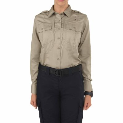 5.11 Women's Twill PDU® Class-B Long Sleeve Shirt