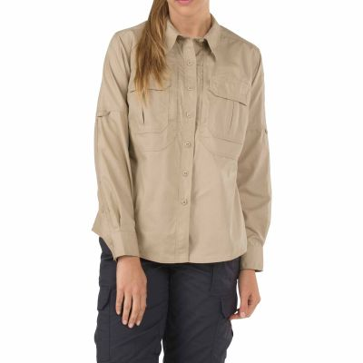 5.11 Women's TACLITE® Pro Long Sleeve Shirt