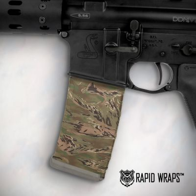 AR 15 Mag Wraps Tiger Stripe Products®  3-Pack (pick three)