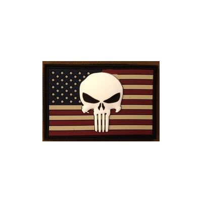 American Gunfighter PVC Patch