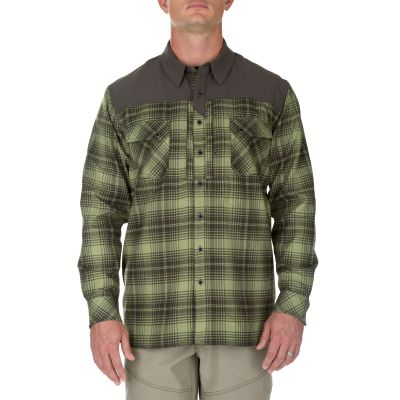 5.11 Sidewinder Flannel Shirt