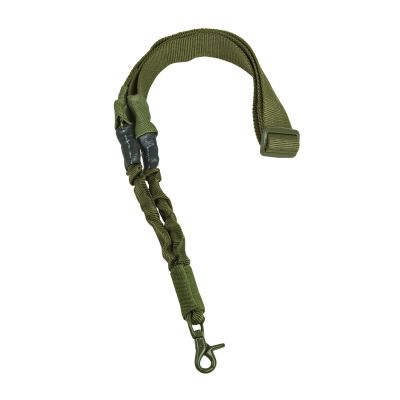 Single Point Bungee Sling/Green