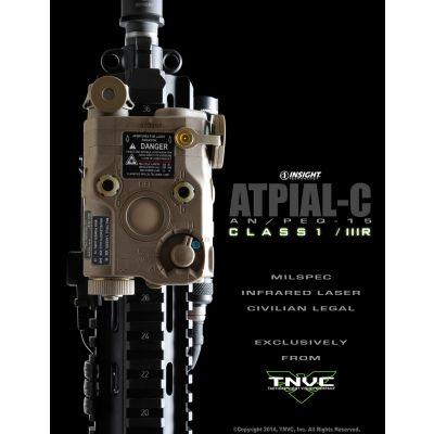 ATPIAL-C Class1/3R IR Laser