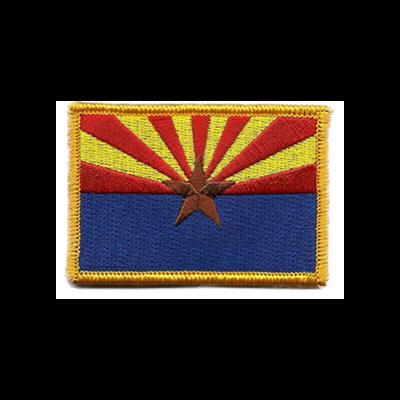 Arizona Flag Patch