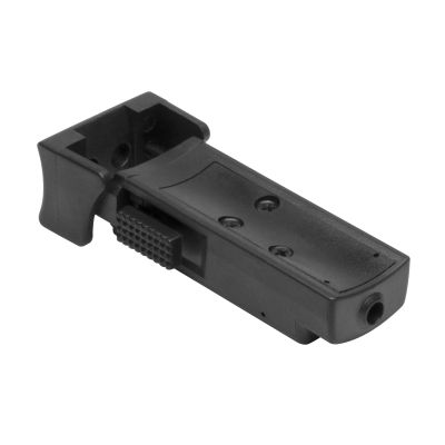 Tactical Red Laser Sight With Trigger Guard Mount/Black