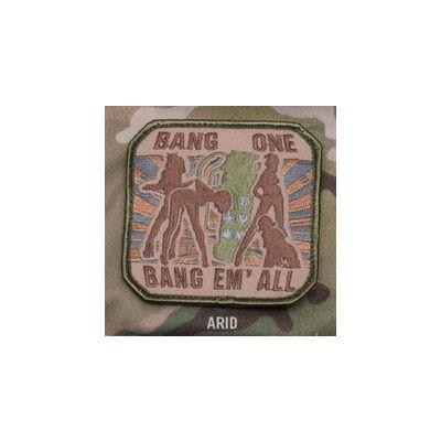 Bang One, Bang Em' All (Large) Patch