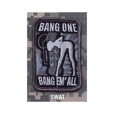 Bang One, Bang Em' All (Small) Patch
