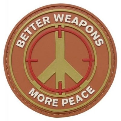 Better Weapons More Peace Morale Patch
