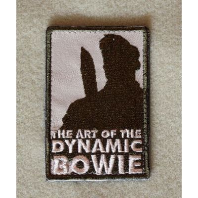 The Art of the Dynamic Bowie Knife Patch