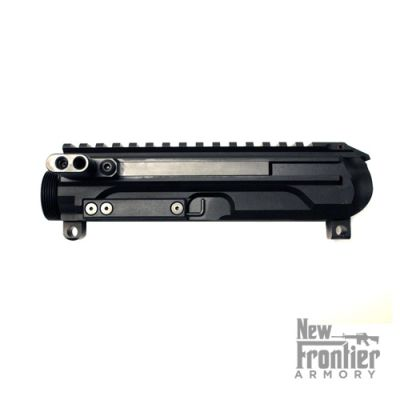 New Frontier Armory Side Charging AR-9 Stripped Billet Upper with LRBHO