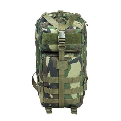 Small Assault Backpack/Woodland Camo