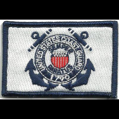 US Coast Guard Patch