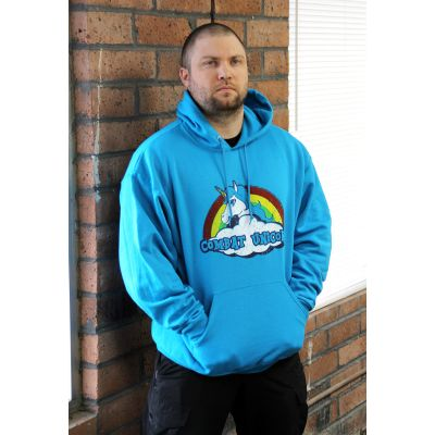 Combat Unicorn Hoodie by United Hero Apparel
