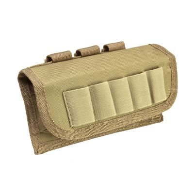 Tactical Shotshell Carrier/Tan