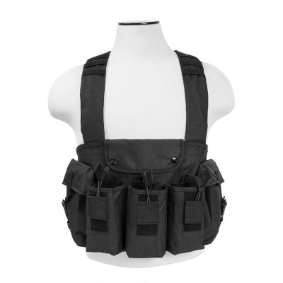 AK Chest Rig/Black
