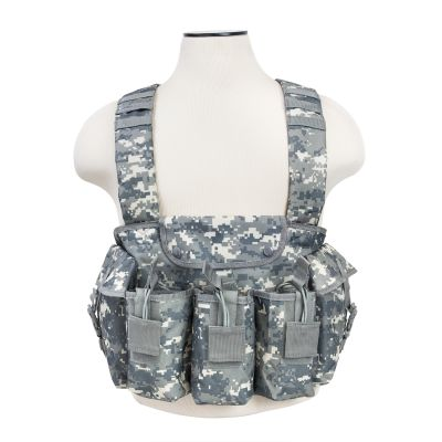 AK Chest Rig/Digital Camo