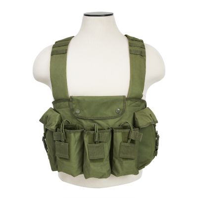 AK Chest Rig/Green