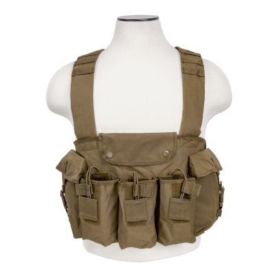 AK Chest Rig/Tan