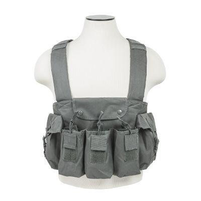 AK Chest Rig/Urban Gray