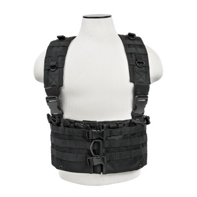 AR Chest Rig/Black