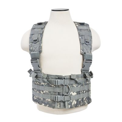 AR Chest Rig/Digital Camo