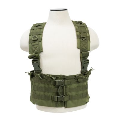 AR Chest Rig/Green