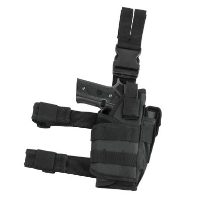 Drop Leg Tactical Holster/Black