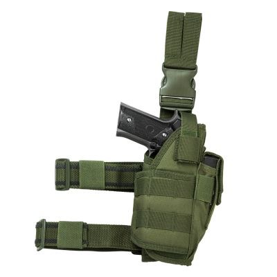 Drop Leg Tactical Holster/ Green