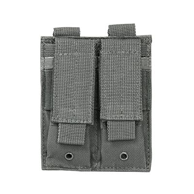 Double Pistol Mag Pouch/Urban Gray