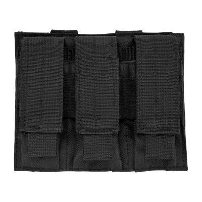 Triple Pistol Mag Pouch/Black