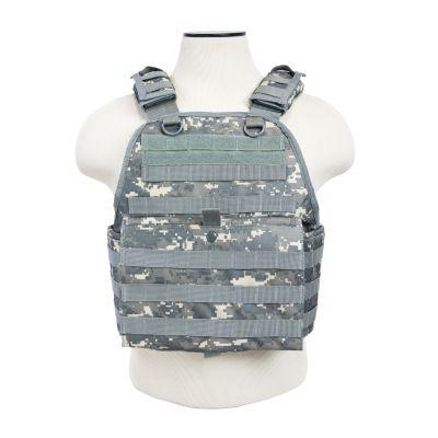 Plate Carrier Vest/Digital Camo