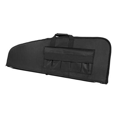 """Scope-Ready Gun Case (52""""L X 16""""H)/Black"""