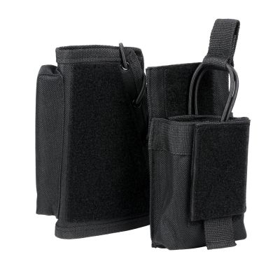 Stock Riser With Mag Pouch/Black