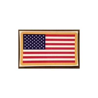 US Flag Decal