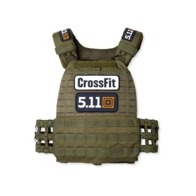 The Murph Plate Carrier for Fitness Challenge