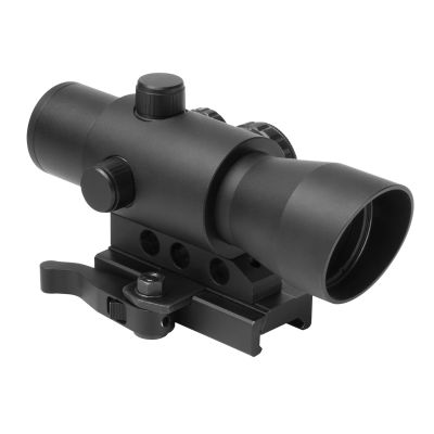 Mark III Tactical Style With 4 Different Reticles / Red - Green - Blue Reticle/ Quick Release Mount